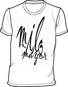 Image of Milo Logo Shirt (White)