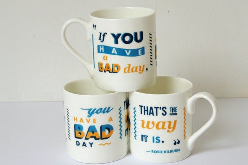 Image of Bad Day Mugs