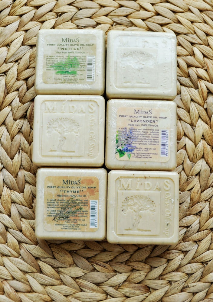 Image of 100% Pure Olive Oil Soap Squares