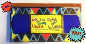 Image of Life and Freaky Times of Uncle Luke Deluxe Box set