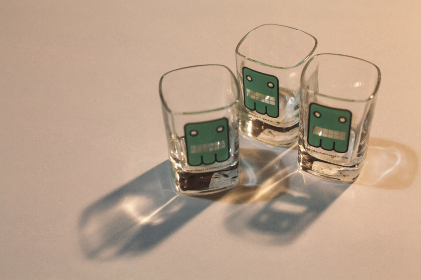 Image of The Physics Shotglass