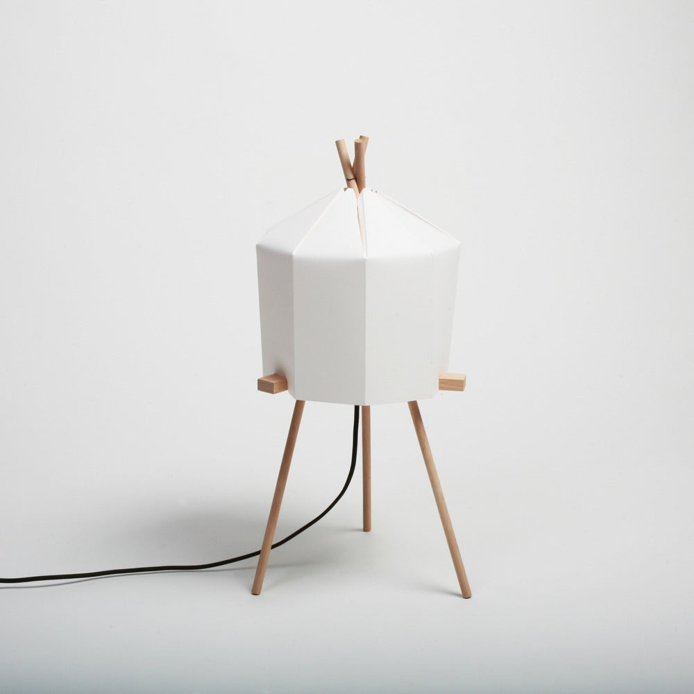 Image of Paper Lamp
