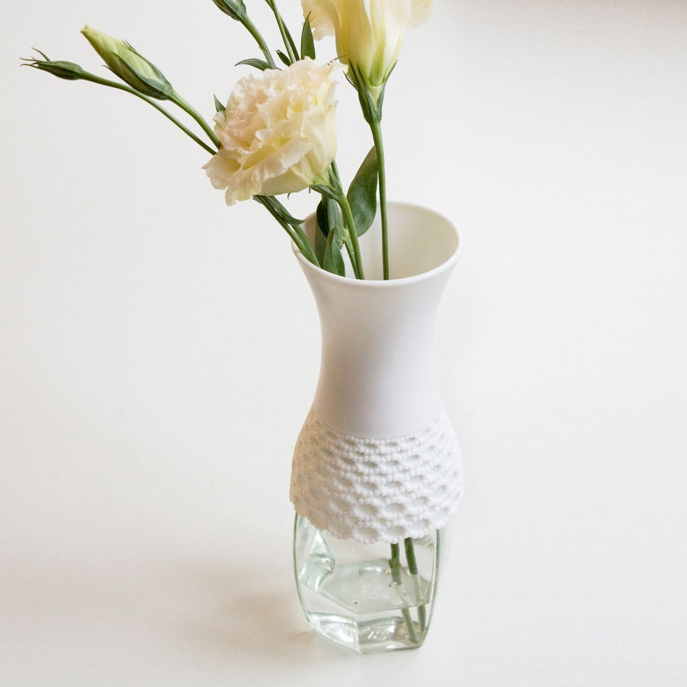 Image of Lace Vase
