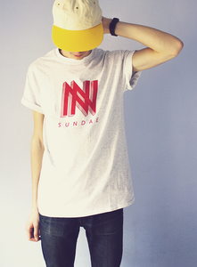 Image of Sundae RED Logo T-Shirt