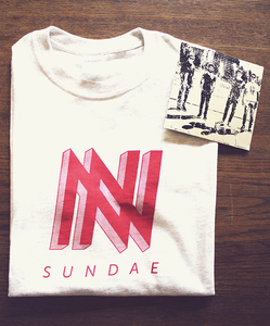 Image of RED Logo T-Shirt & CD