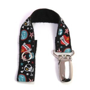 Image of Punk Rock Baby Pacifier Holder