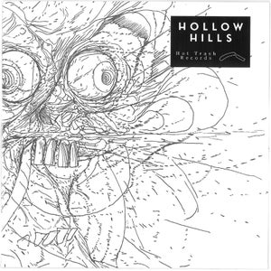 """Image of HOLLOW HILLS - SHE SAID DIE [45RPM 7"""" vinyl]"""