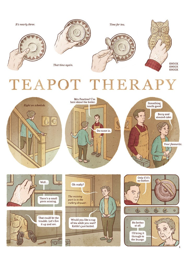 Image of Teapot Therapy