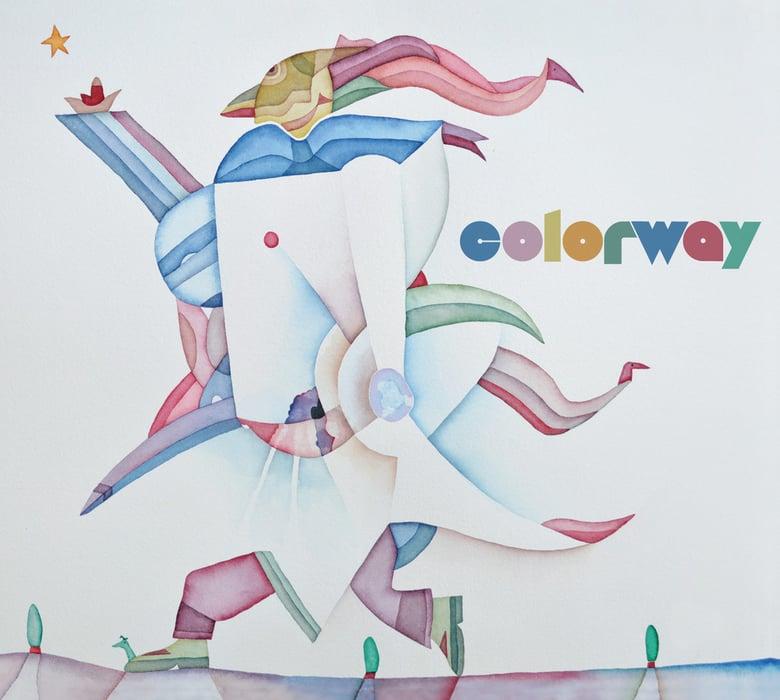 Image of Colorway Debut CD