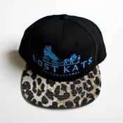 Image of Black International LK Hat