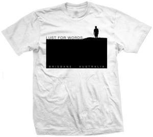 Image of Lust For Words | 'Logo Tee' | White