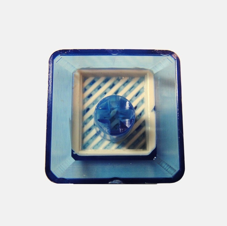Image of Translucent Cloudy Keycap