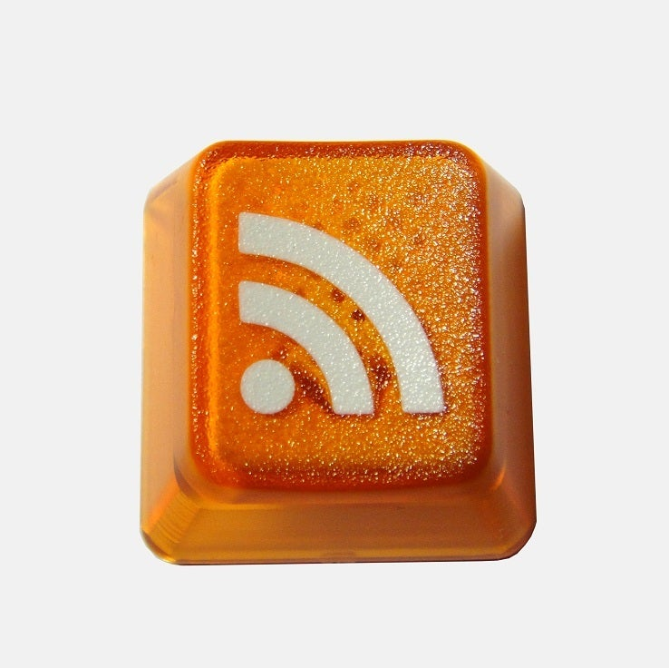 Image of Translucent RSS Keycap