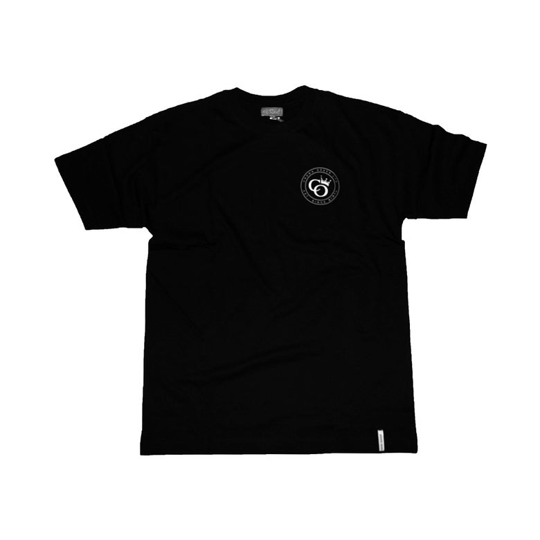 Image of Black Tee X Crown Order LTD