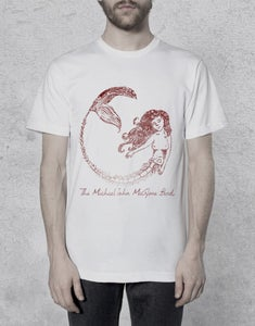 Image of 'Skeleton Mermaid' T-Shirt