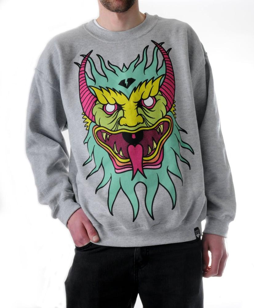 Image of Demon Sweatshirt
