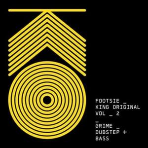 Image of Footsie - King Original Vol 2 CD
