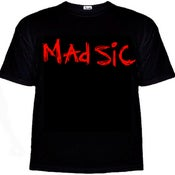 Image of Madsic logo short sleeve