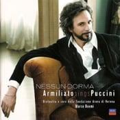 Image of Armiliato sings Puccini  (DECCA)