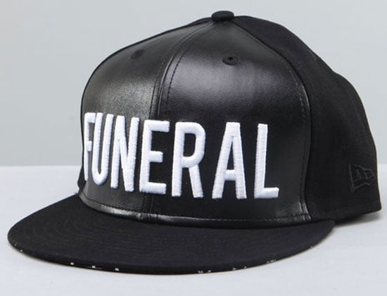 Image of O.G. Black Scale Funeral Snapback a411d2b4bef