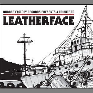 Image of Leatherface Tribute 2xcd