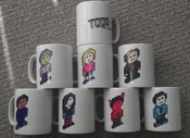 Image of Todd the Zombie Character Mug