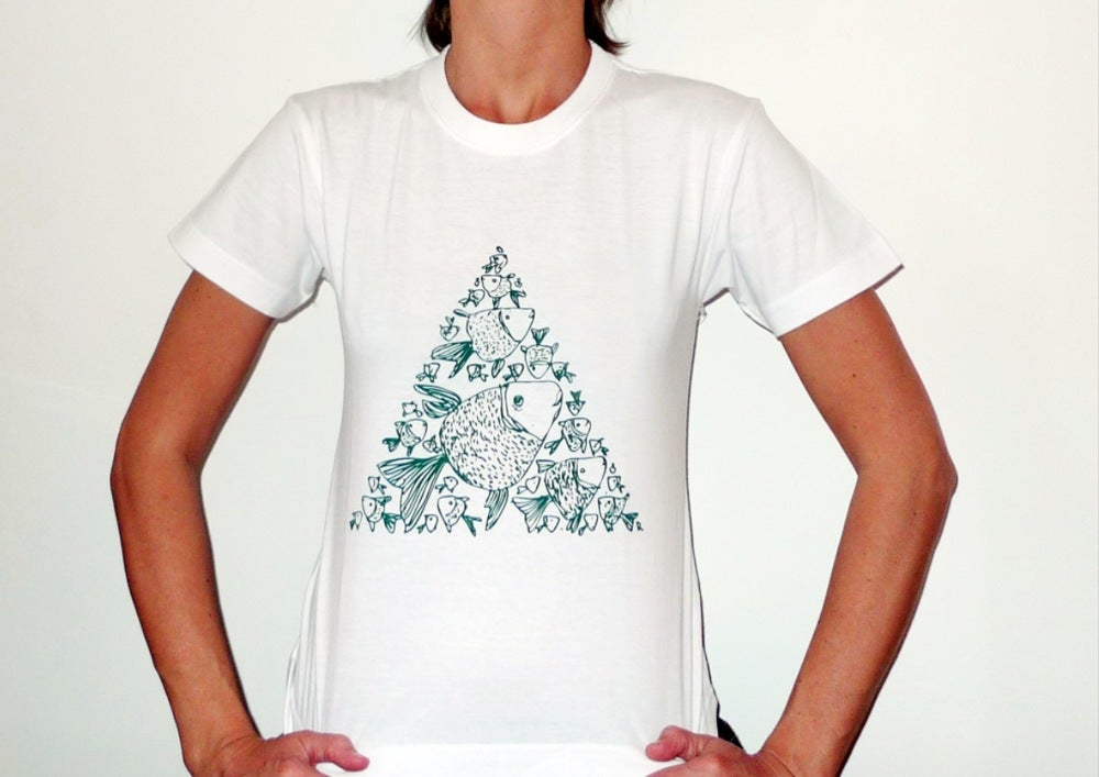 Image of Drawing Mathematics Tees
