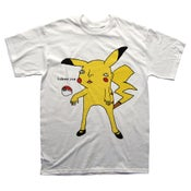 Image of Pikachu t shirt