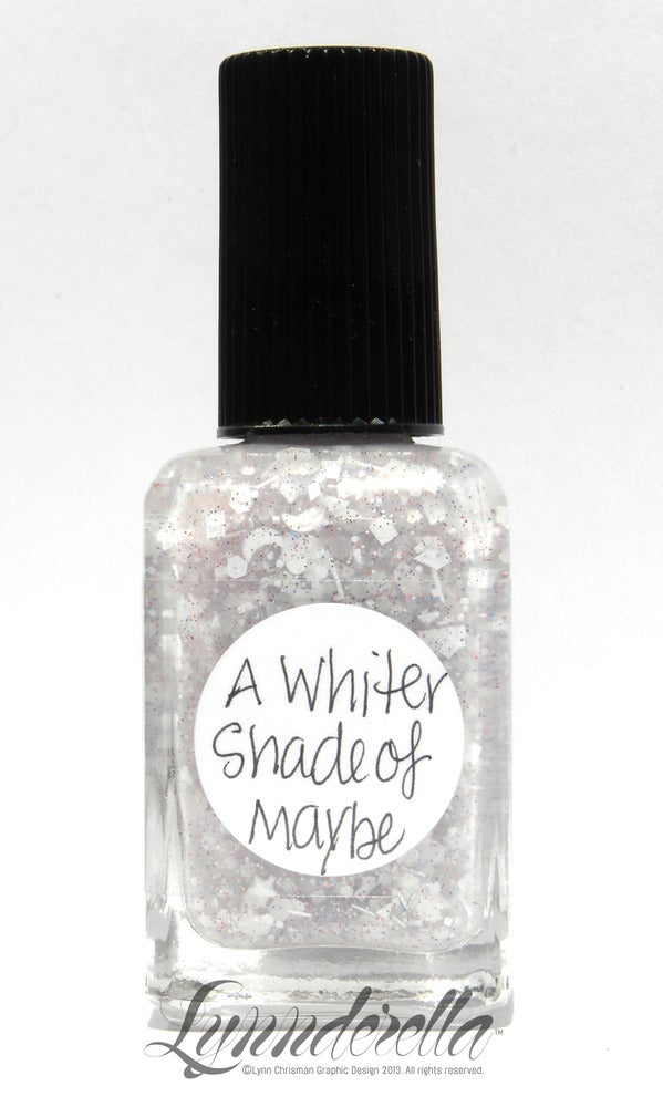Image of A Whiter Shade of Maybe