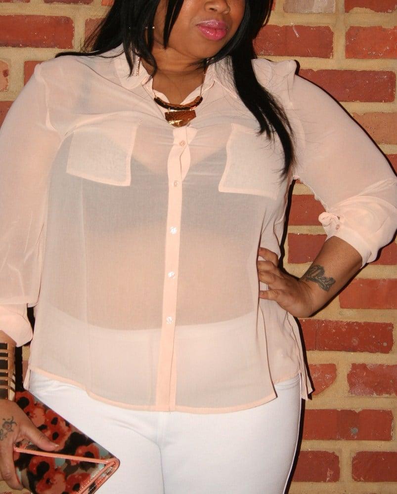 Button Up (Peach)