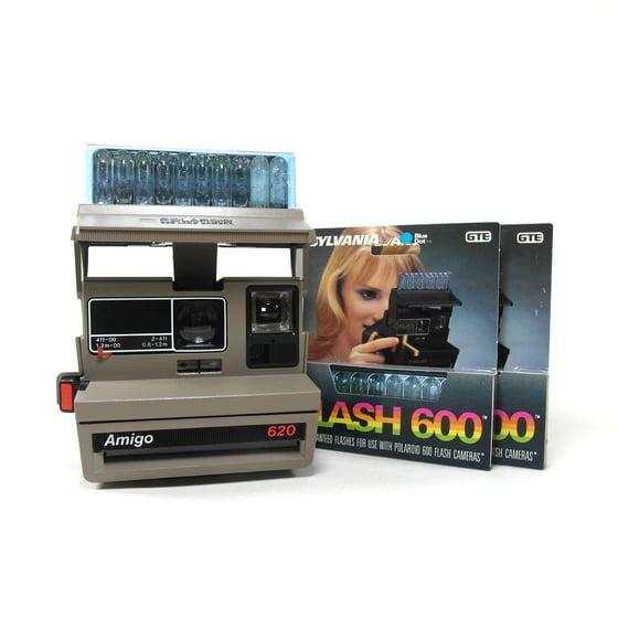 Image of Polaroid 600 Amigo
