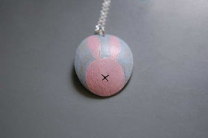 Image of The arcane rabbit, necklace