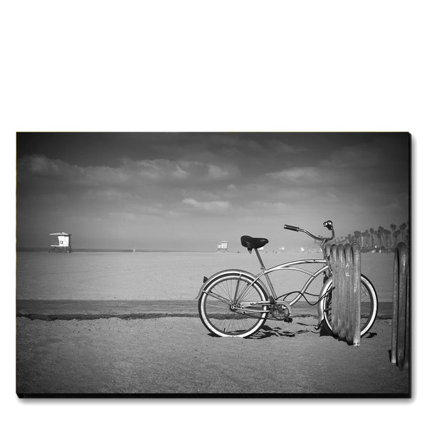 Image of BEACH BIKE - (Metal or Canvas)
