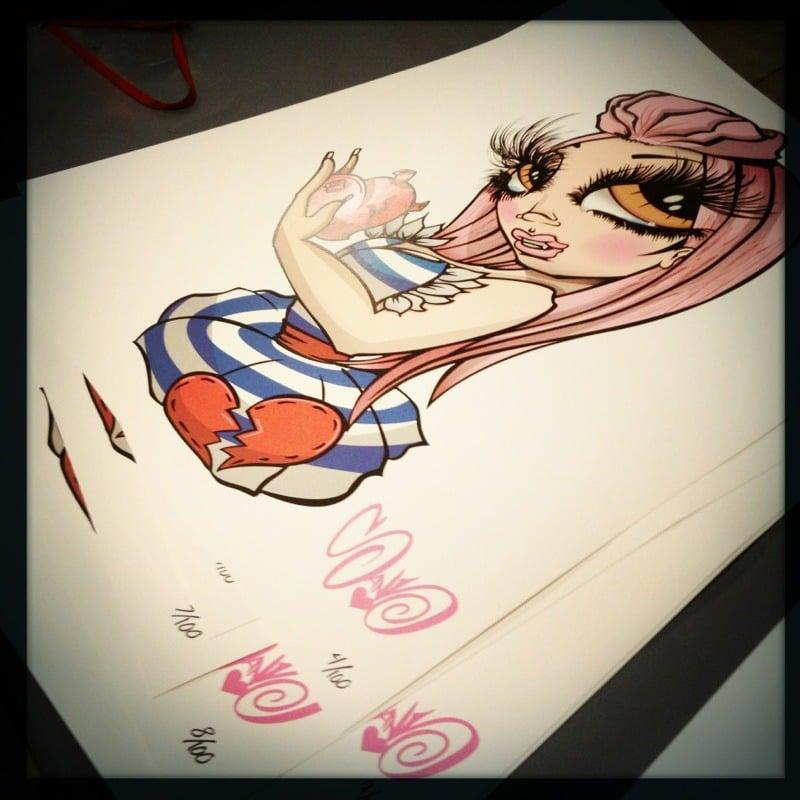 Image of Vampy Screenprints
