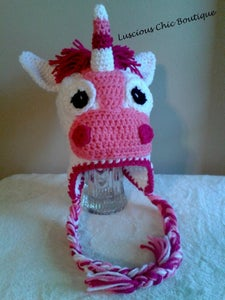 Image of Unicorn Hat
