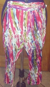 Image of Mutli colored pants