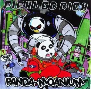 Image of Pandamoanium - 14 track debut album (2005)