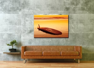 Image of SUMMER DAYS - (Metal or Canvas)
