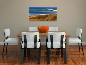 Image of FRIDAY AT TRESTLES - (Metal or Canvas)