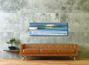 Image of CALIFORNIA GOLD AT COTTONS - (Metal or Canvas)