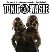 Image of Split (vinyl) TOXIC WASTE/LE REPARATEUR - 2013