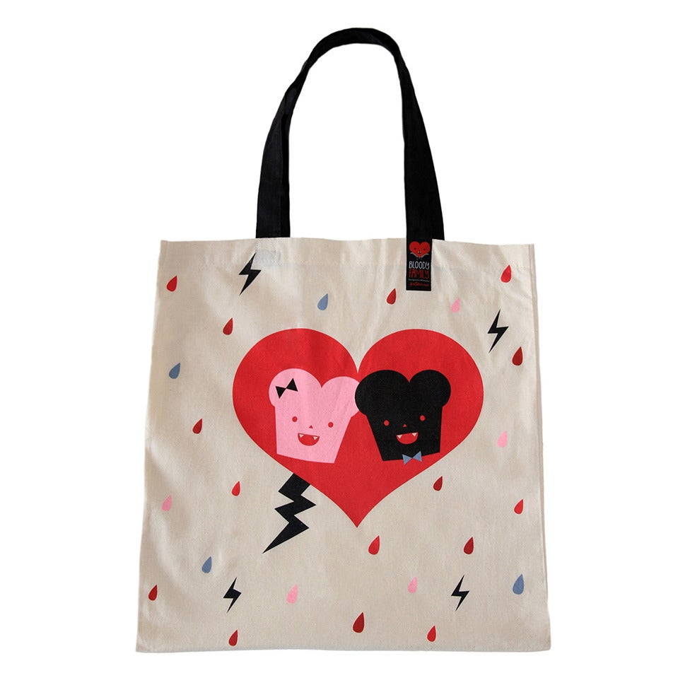 Image of Love is for all / TOTE BAG