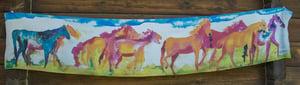 Image of Wild Horses Print