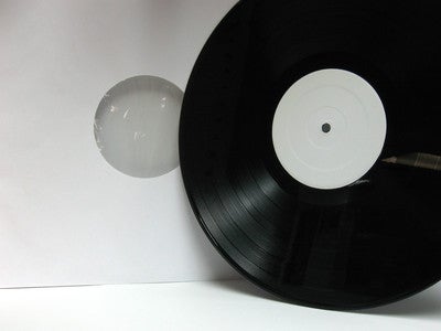 """Image of RARE VINTAGE 12"""" VINYL PHONOGRAPH RECORDS : BITCOIN ~ BTC - LTC - FTC - ACCEPTED!!!"""