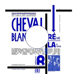 "Image of Cheval Blanc - ""Révélations"""