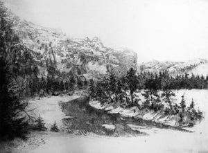 "Image of ""The Palisades"", Cody Road to Yellowstone"