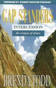Image of Gap Standers Intercession: The Weapon of Choice - BK