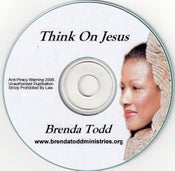 Image of Think on Jesus - CD