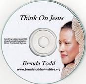 Image of Think on Jesus - CD