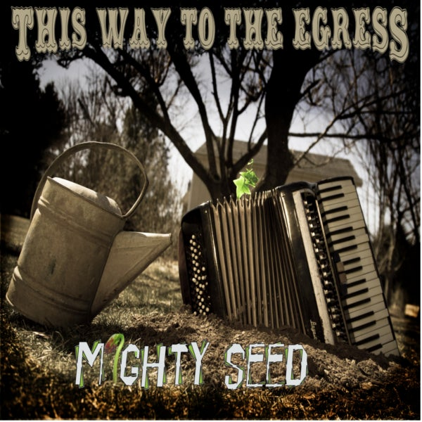 Image of CD | Mighty Seed